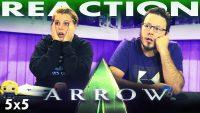 Arrow-5x5-REACTION-Human-Target