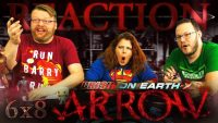 Arrow-6x8-REACTION-Crisis-on-Earth-X-Part-2