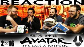 "Avatar: The Last Airbender 2×16 REACTION!! ""Appa's Lost Days"