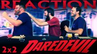 Daredevil-2x2-REACTION-Dogs-to-a-Gunfight