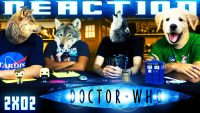 Doctor-Who-2x2-REACTION-Tooth-and-Claw