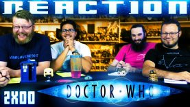 Doctor Who The Christmas Invasion.Doctor Who Christmas Special Reaction The Christmas