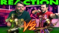 Green-Arrow-VS-Hawkeye-DeathBattle-REACTION-and-SLAPBET