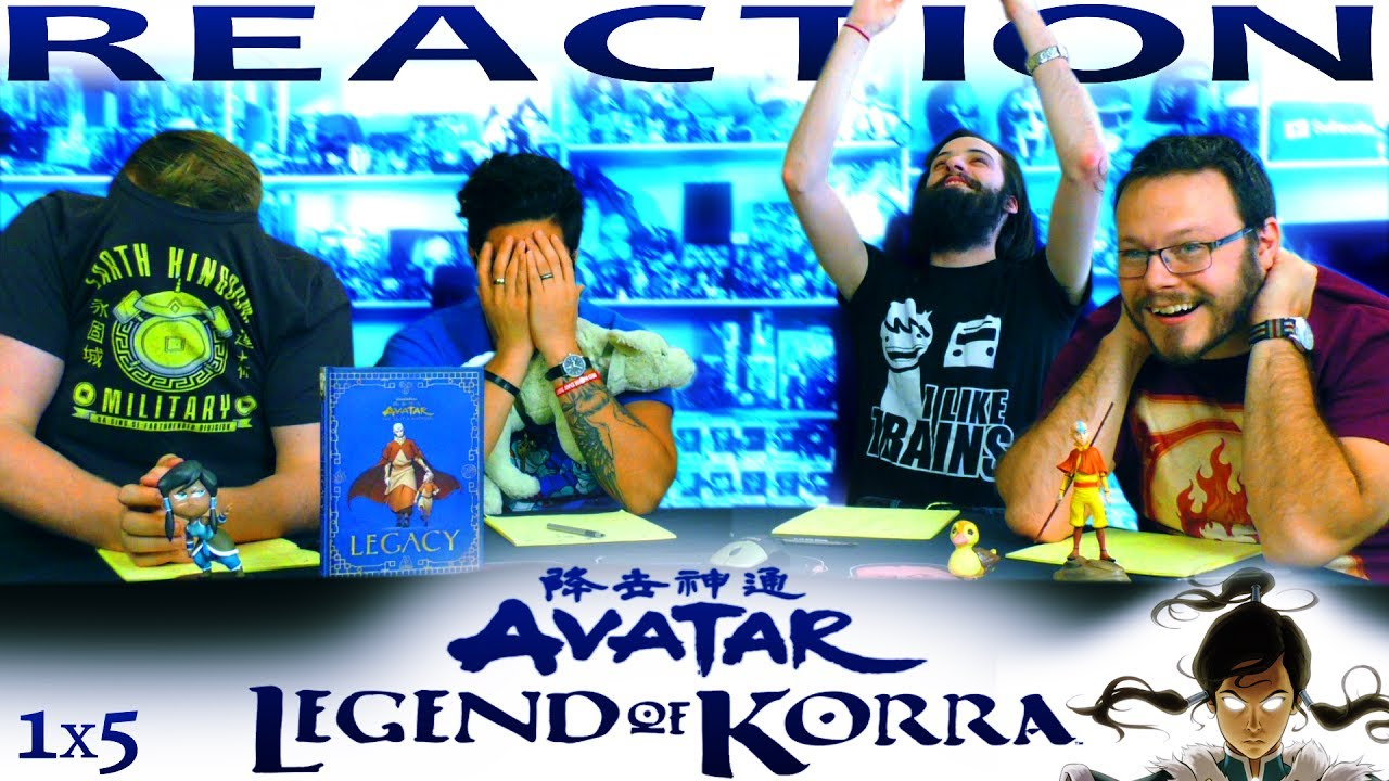 Legend Of Korra X Reaction The Spirit Of Competition