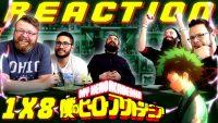 My-Hero-Academia-English-Dub-1x8-REACTION-Bakugos-Start-Line