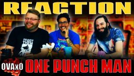 "One Punch Man: OVA #0 REACTION!! ""Road to Hero"" – Blind Wave"