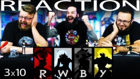 "RWBY Volume 3 Chapter 10 REACTION!! ""Battle of Beacon"" – Blind Wave"