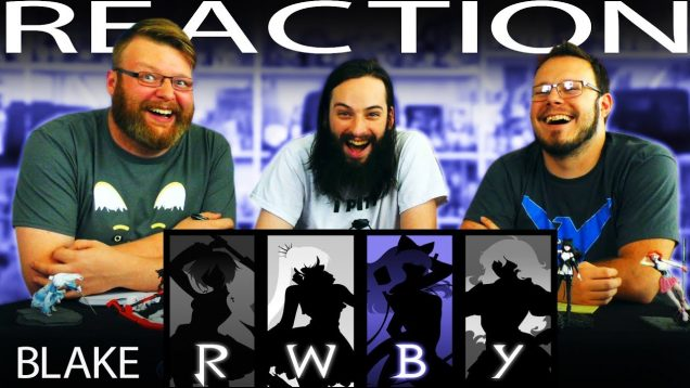 RWBY-Volume-5-Blake-Character-Short-Rooster-Teeth-REACTION-attachment