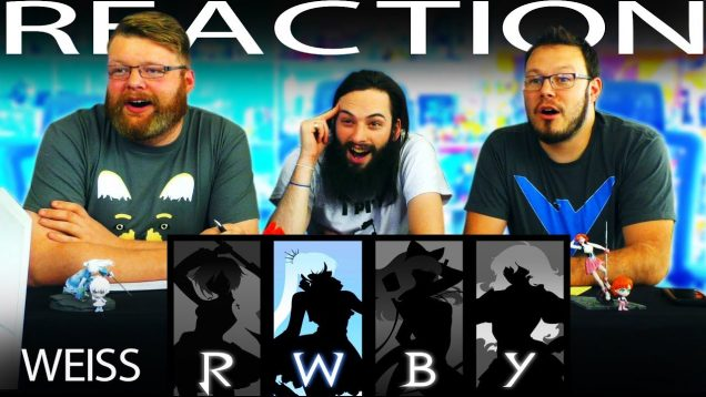 RWBY-Volume-5-Weiss-Character-Short-Rooster-Teeth-REACTION-attachment