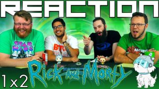 Rick-and-Morty-1×2-REACTION-Lawnmower-Dog-attachment