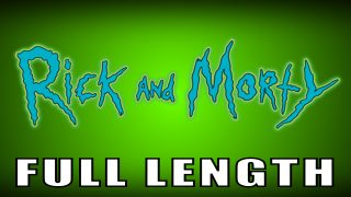 Rick and Morty Full Length Icon_00000