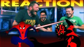 Spider-Man-vs-Darth-Maul-Super-Power-Beat-Down-SLAPBET-and-REACTION-attachment