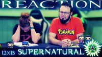 Supernatural-12x13-REACTION-Family-Feud