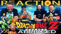 TFS-Dragon-Ball-Z-Abridged-REACTION-Episode-58