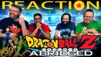TFS-Dragon-Ball-Z-Abridged-REACTION-Episode-59