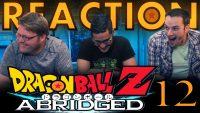 TFS-DragonBall-Z-Abridged-REACTION-Episode-12