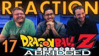 TFS-DragonBall-Z-Abridged-REACTION-Episode-17