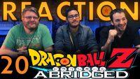 TFS-DragonBall-Z-Abridged-REACTION-Episode-20