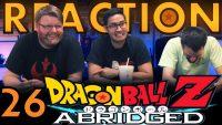 TFS-DragonBall-Z-Abridged-REACTION-Episode-26