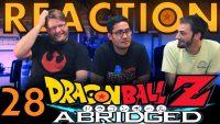 TFS-DragonBall-Z-Abridged-REACTION-Episode-28