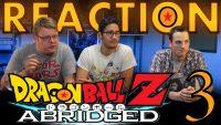TFS-DragonBall-Z-Abridged-REACTION-Episode-3