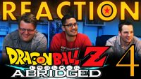 TFS-DragonBall-Z-Abridged-REACTION-Episode-4