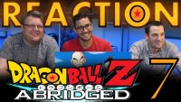 TFS-DragonBall-Z-Abridged-REACTION-Episode-7