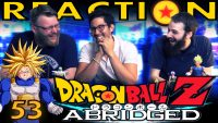 TFS-DragonBall-Z-Abridged-REACTION-and-DISCUSSION-Episode-53
