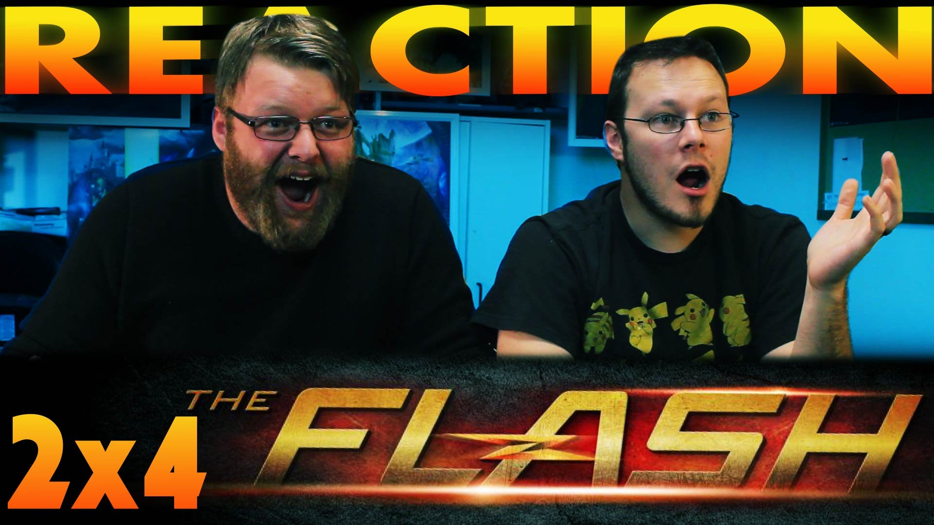 The-Flash-2x4-REACTION-The-Fury-of-Firestorm