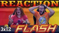 The-Flash-3x12-REACTION-Untouchable