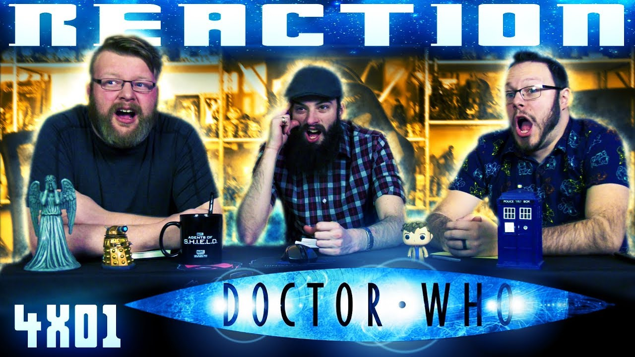 Doctor-Who-4x1-REACTION-Partners-in-Crime