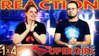 Supergirl-1x4-REACTION-Livewire