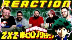 My-Hero-Academia-English-Dub-2x2-REACTION-Roaring-Sports-Festival