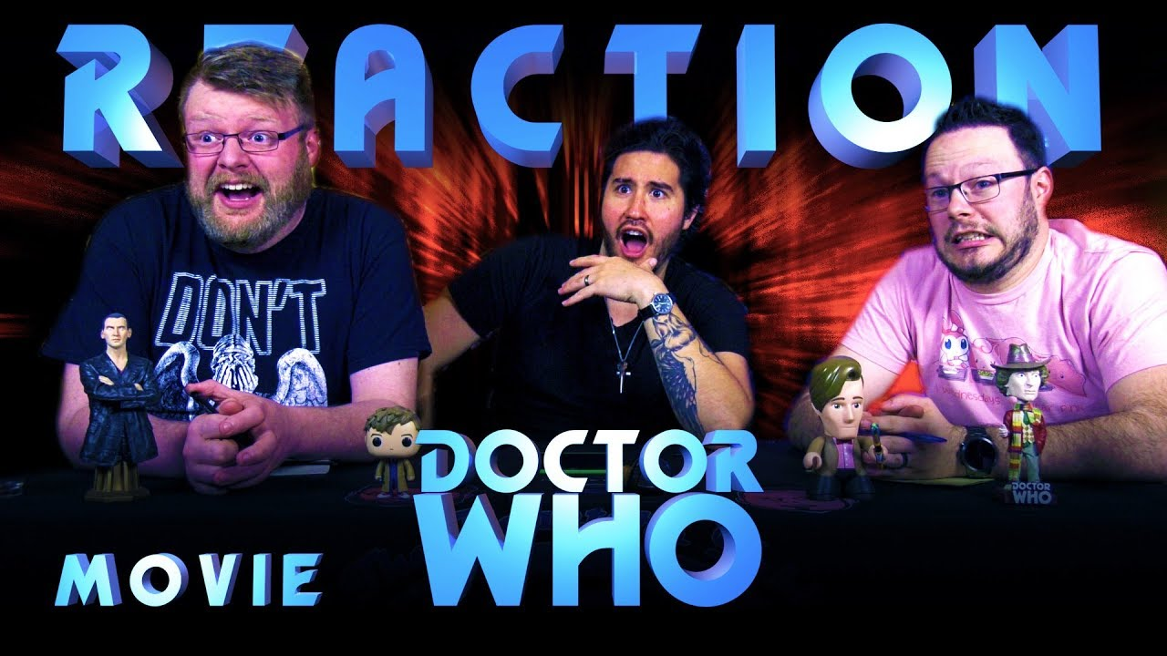 Classic-Doctor-Who-REACTION-The-Movie