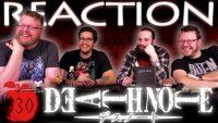 Death-Note-Episode-30-REACTION-Justice