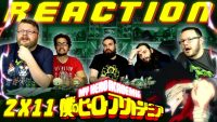 My-Hero-Academia-English-Dub-2x11-REACTION-Fight-on-Iida