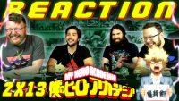 My-Hero-Academia-English-Dub-2x13-REACTION-Time-to-Pick-Some-Names