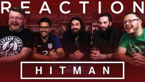 HITMAN-2-Announce-Trailer-REACTION