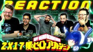 My-Hero-Academia-English-Dub-2x17-REACTION-Climax
