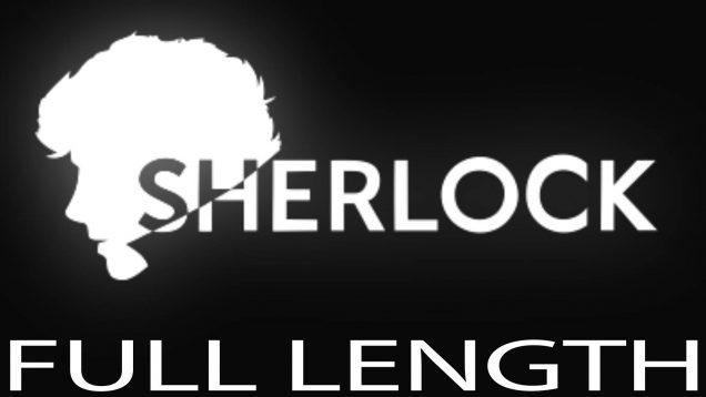 Sherlock Full Length Icon