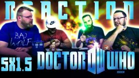 Doctor-Who-5×1.5-REACTION-Meanwhile-in-the-Tardis-attachment