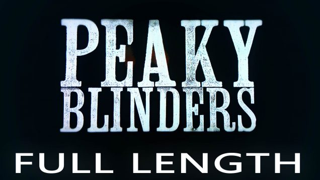 Peaky Blinders Full Length Icon