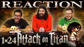Attack on Titan 1×24