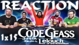 Code Geass 1×15
