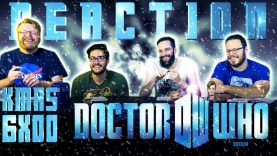 Dr Who A Christmas Carol.Doctor Who 6 0 Reaction A Christmas Carol Blind Wave