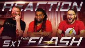 The-Flash-5×1-PREMIERE-REACTION-Nora-Feat.-AKASAN-attachment