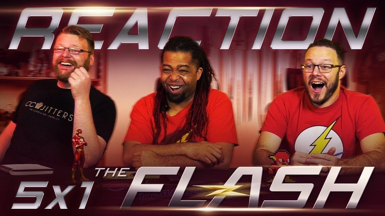 The-Flash-5×1-PREMIERE-REACTION-Nora-Feat.-AKASAN-attachment