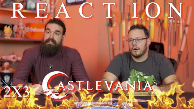 Castlevania-2×3-REACTION-Shadow-Battles-attachment