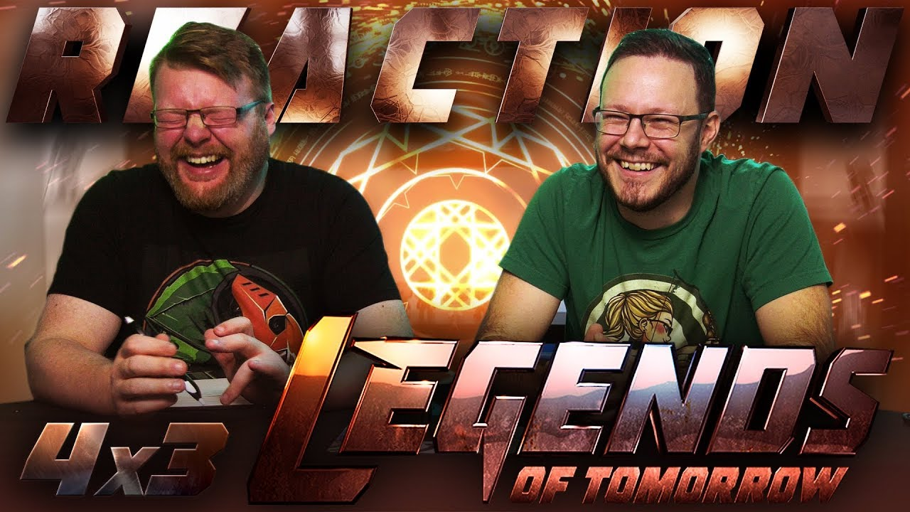 Legends-of-Tomorrow-4×3-REACTION-Dancing-Queen-attachment