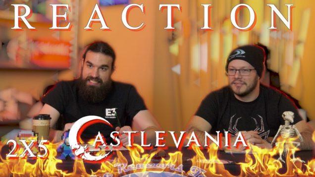 Castlevania-2×5-REACTION-Last-Spell-attachment